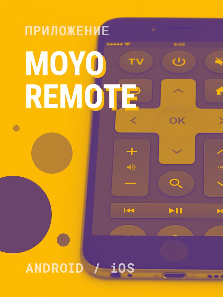 Moyo.TV Remote
